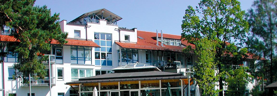 Willkommen im Senioren- und Pflegeheim Ludwig Feuerbach