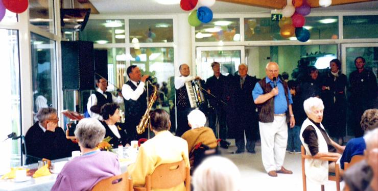 Pflegeheim_Feuerbach_Sommerfest